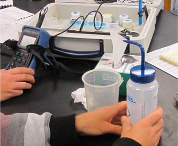 Lab Water Testing
